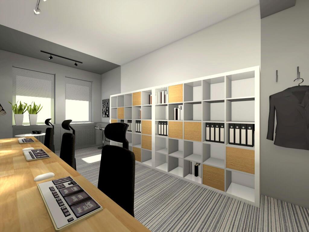 Aranżacje Wnętrz Biur Estetyczna 4