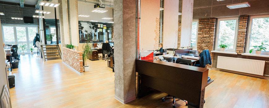 Estetyczna 4 środowisko pracy