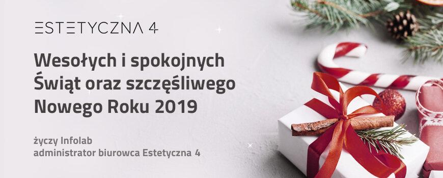 Estetyczna4 Wesołych Świąt
